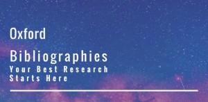 NewDB_OxfordBibliographies_New
