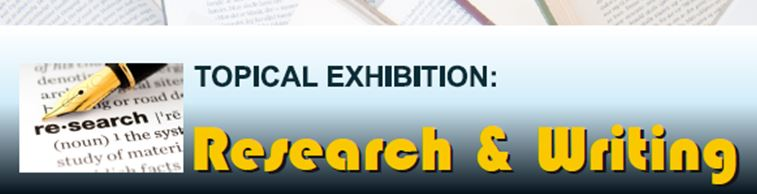TopicalExhibition_ResearchWriting