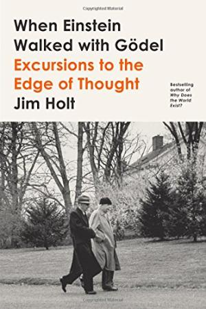 When Einstein walked with Gödel : excursions to the edge of thought /  Holt, Jim, 1954- author