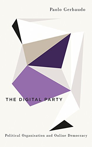 The digital party : political organisation and online democracy /  Gerbaudo, Paolo, author