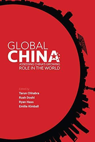 Global China : assessing China
