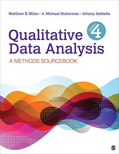 Qualitative data analysis : a methods sourcebook /  Miles, Matthew B., author