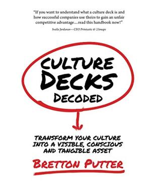 Culture decks decoded /  Putter, Bretton