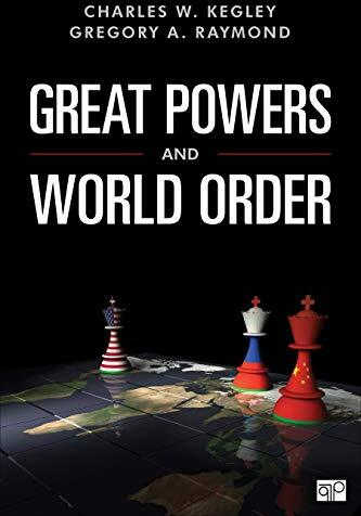 Great powers and world order : patterns and prospects /  Kegley, Charles W., author