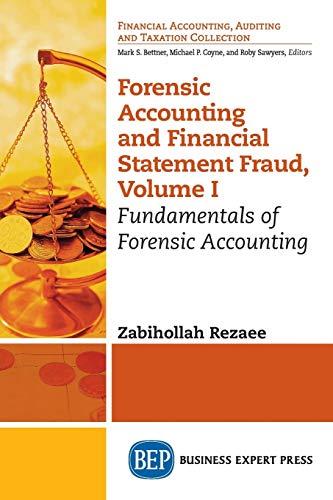 Forensic accounting and financial statement fraud /  Rezaee, Zabihollah, 1953-
