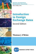 Introduction to foreign exchange rates /  O