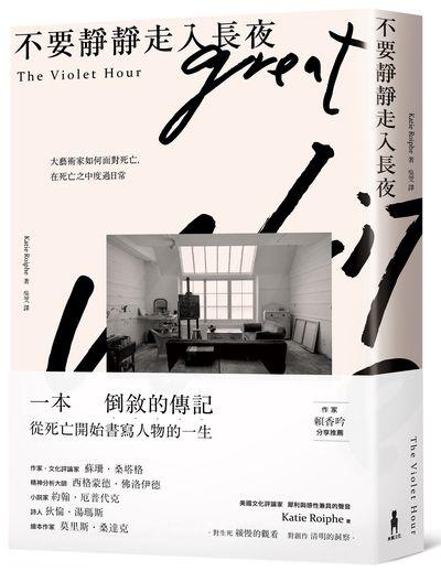 Bu yao jing jing zou ru chang ye = The violet hour /  Roiphe, Katie