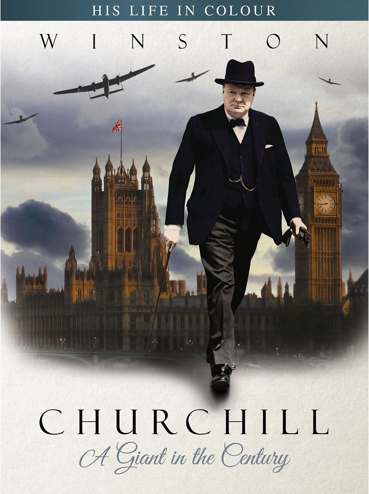 Winston Churchill a giant in the century