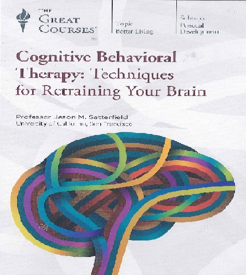 Cognitive behavioral therapy techniques for retraining your brain