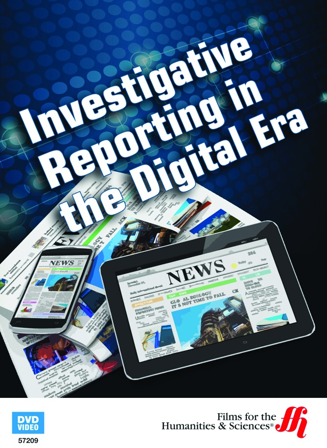 Investigative reporting in the digital era