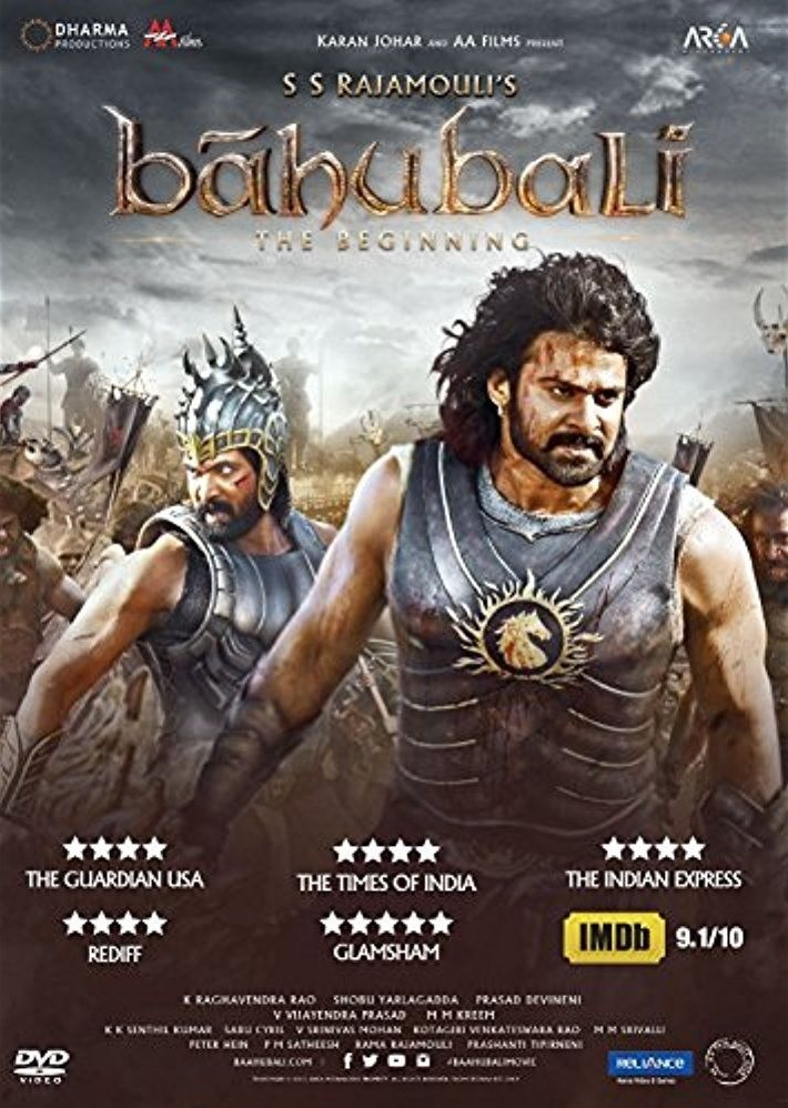 Bahubali the beginning