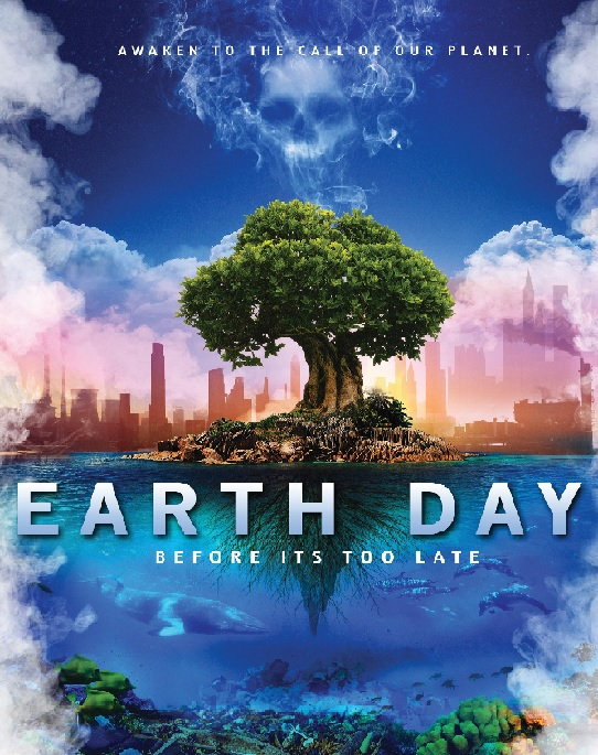 Earth day before its too late