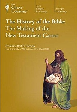 History of the bible the making of the new testament Canon