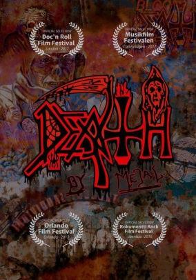 Death death by metal