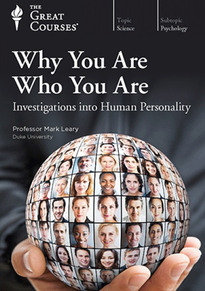 Why you are who you are investigations into human personality