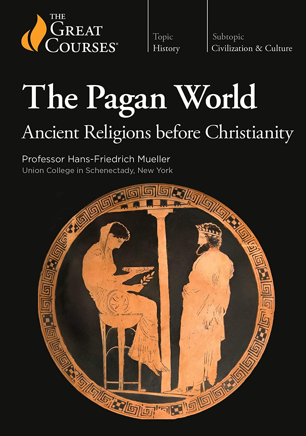 The Pagan world ancient religions before Christianity