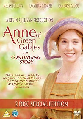 Anne of green gables the continuing story
