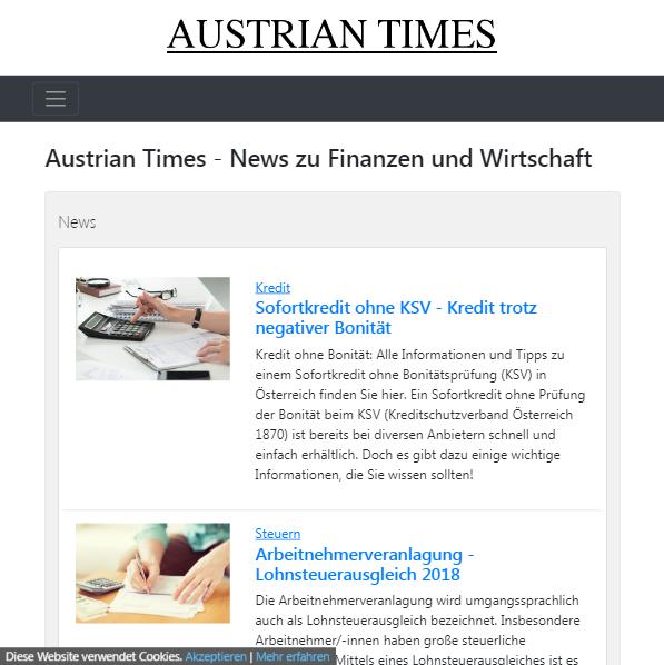 Austria Times